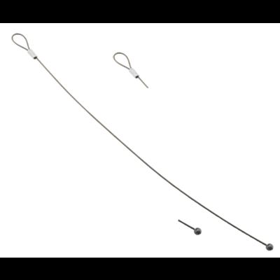 Technx  Stahlseil mit kugelförmigem Abschluss