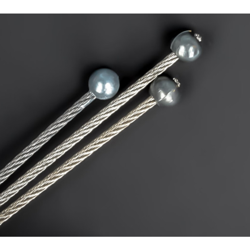 Wire Rope with ball shape  finalisation