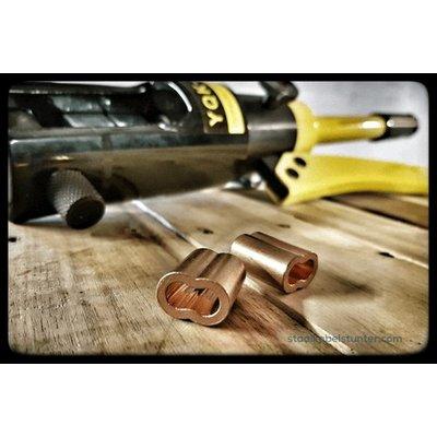 Koperen Drahtseilklemmen 8mm