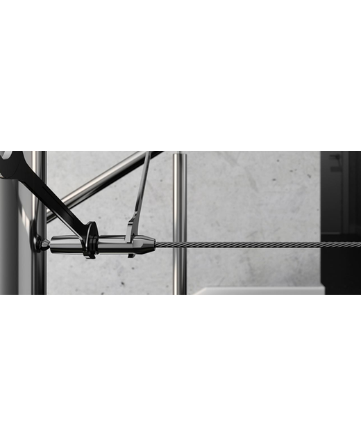 Schnellpressterminal Mit Innengewinde Rechtsgängig 6mm