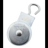 Markisenhangrolle 32mm offenes Auge
