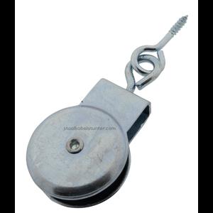 Marquispulley 32mm screw-eye
