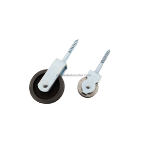 screwpulley with stainless Wheel