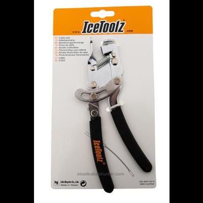 IceToolz Kabelspantang met blokkering