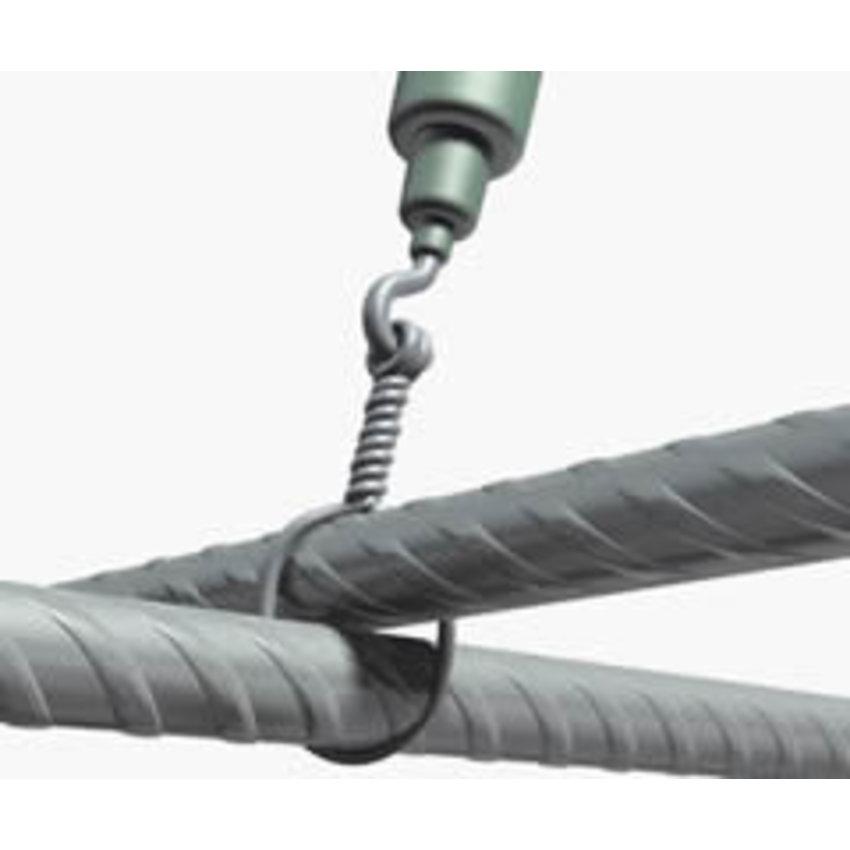 Wire Twister black - Twisting wire - Twister - Threadtwistplier 30cm