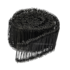 Technx Tie-wire - Zakkensluiters Zwart Geplastificeerd 1,4x100mm