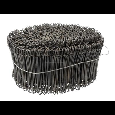 Technx Sackverschluss Drahtsackverschlüsse Ösendraht Rödeldraht Wire Ties 1,4x100mm