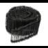 Technx Tie-wire - Zakkensluiters Zwart Geplastificeerd 1,4x120mm