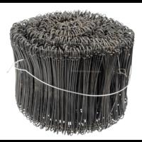 Technx Zakkensluiters zwart 14cm