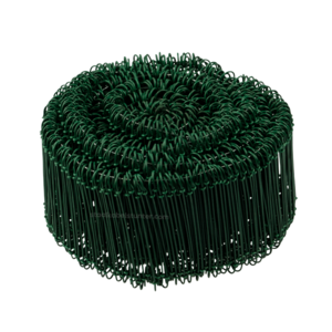 Technx Drahtsackverschluss 10cm grün