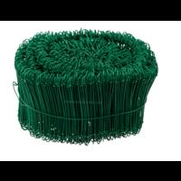 Technx Drahtverschluss grün Verschlussdraht 12cm