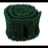 Technx Zakkensluiters groen 14cm