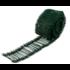 Technx Drahtverschluss grün Verschlussdraht Drillbinder 1,4x140mm