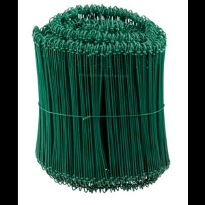 Technx Zakkensluiters groen 24cm