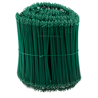 Technx Tie-wire - etonbindedraht Ösendraht Drahtsackverschlüss 1,4x240mm
