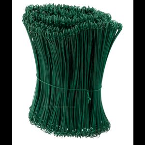 Technx Zakkensluiters groen 30cm