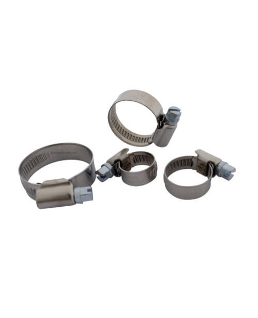 Roestvrijstalen Slangklem 8-16mm DIN 3017