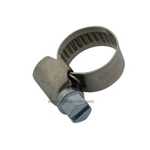 stainless hose clamp 8-16 Profi DIN3017