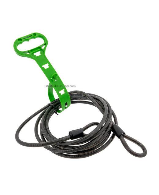 Kabelhouder om je  kabels te ordenen