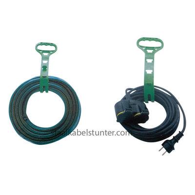 Benson  Kabelhalter zum Ordnen Ihrer Kabel