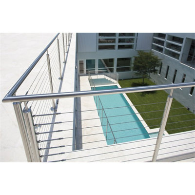 Staalkabel Balustradekit 4mm - Persterminal
