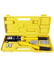 Hydraulic Crimping tool in case 300