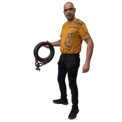 Cavo Cablelock 10 meter safetylock XL