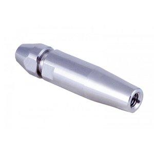 Schnellpressterminal Mit Innengewinde Rechtsgängig 4mm