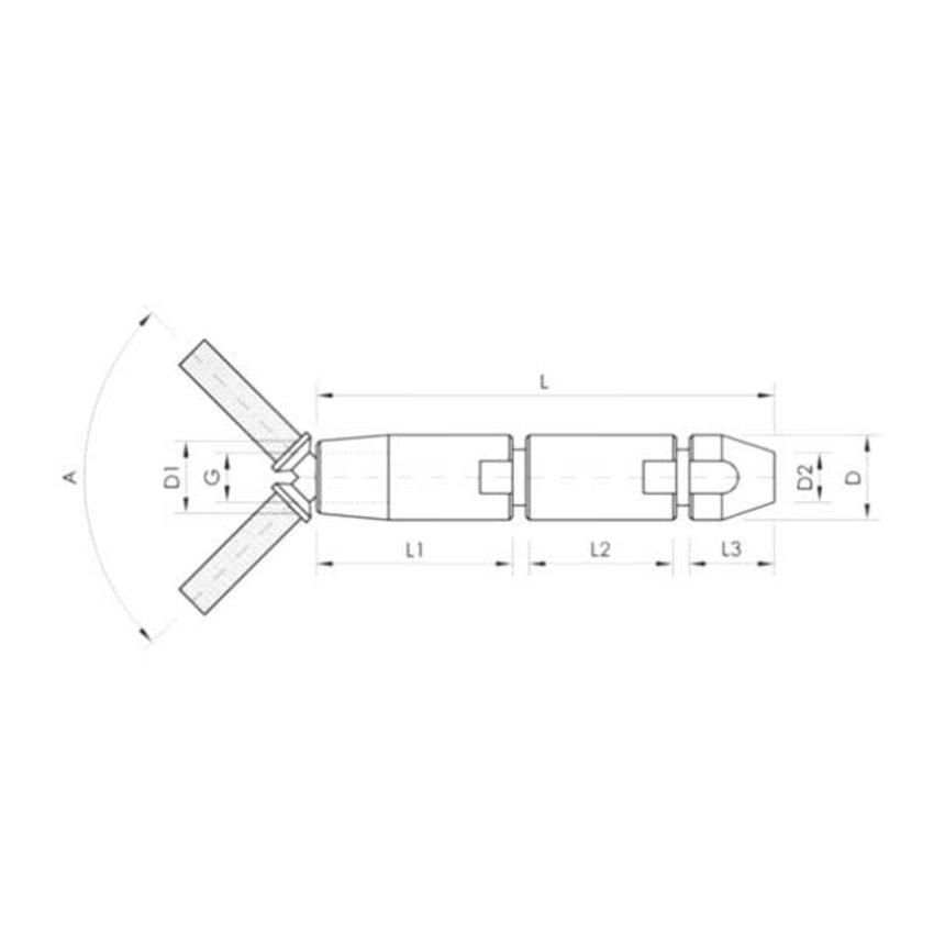 Terminals Speciaal 4mm
