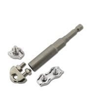 Draadklem bit voor m4 - 7mm diepe aansluiting