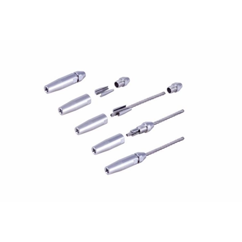Terminals left suitable for 5mm
