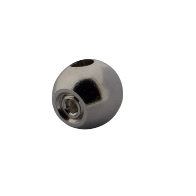stainless Endstops Ball-shaped for   2 und 3mm Wire Rope