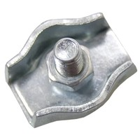 Stahldrahtklem verzinkt 3mm