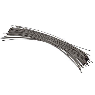Technx Gelaste staalkabel tegen rafelen - welded rope ends