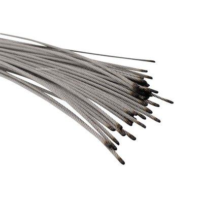 Technx Geschweißtes Stahlkabel gegen Ausfransen