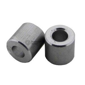 Drahtseil Stopphülsen 1mm en 1.5mm
