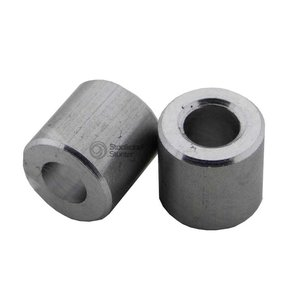 Staalkabel Eindstop  1mm en 1.5mm