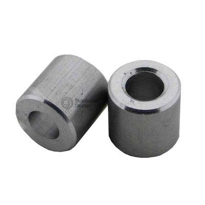 Staalkabel Eindstop 1mm en 1.5mm alu