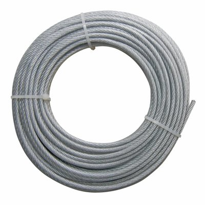 Stainless Wire Ropes 3/4 mm PVC 20 meter