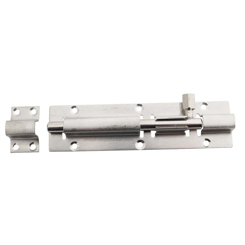 profile latch stainless 150mm