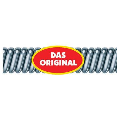 Cabere Germany DIY-Rohrreiniger Reinigungswelle in Kunststofftrommel mit Kurbel G16 - 7.5meter x 6.5mm