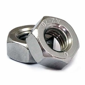 nut stainless A2 - left