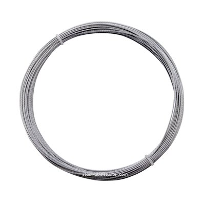 Wire Rope coil 20 meter 1mm galvanised