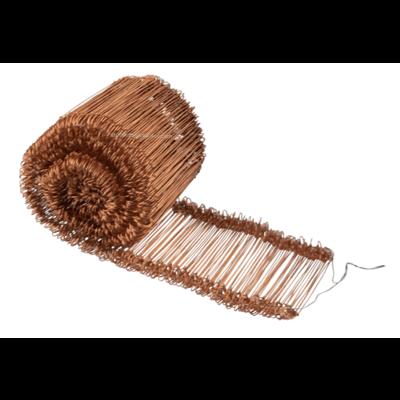 Technx Tie-wire - Zakkensluiters gegloeid verkoperd 1,0x100mm