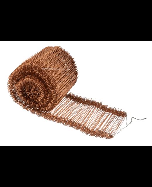 Tie-wire - Zakkensluiters gegloeid verkoperd 1,0x100mm