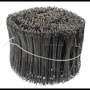 Technx Zakkensluiters zwart 20cm