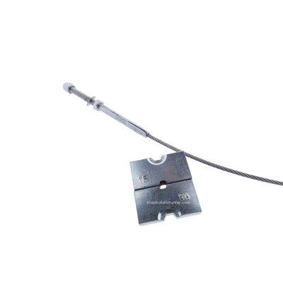 Stanford Extra gehärteter Einsatz für hydraulisches Presswerkzeug