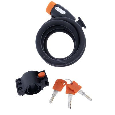 Cablelock 12x180cm with 2 keys