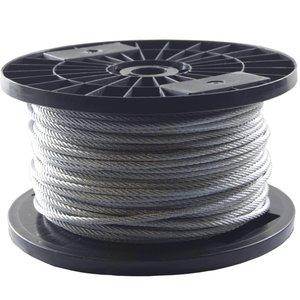 stainless Wire Rope 4 mm van 50 meter
