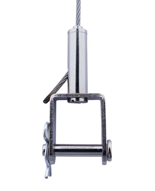 Kabelgrip ophangsysteem Trapeze